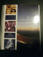 McMaster Textbooks Excellent Condition