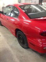 2000 Pontiac Sunfire SE Coupé (2 portes)