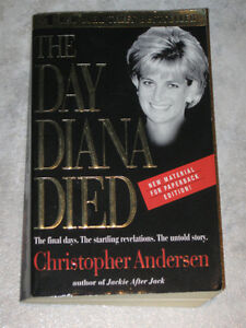 ...The Day DIANA Died...by Christopher Andersen...