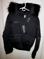 BRAND NEW MENS KRIZIA ITALY LIMITED EDITION GOOSE JACKET SIZE L