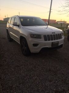 2015 Jeep Grand Cherokee Altitude London Ontario image 2