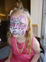 Cool Face Painting for kids