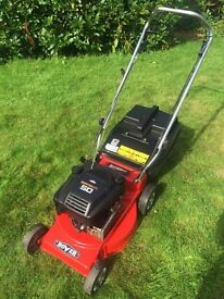 "Rover 19"" self propelled mower VGC just serviced variable speed"
