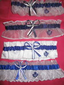 NHL Wedding Garters