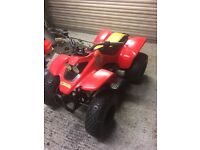Ram 100cc kids quad auto suits 4-12yrs