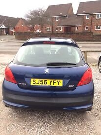 Peugeot 207 1.4 petrol very cheap