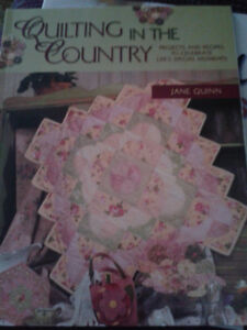 COUNTRY QUILTING BOOK London Ontario image 1
