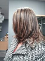 Summer Special! Free hair cut with highlights for only $85!