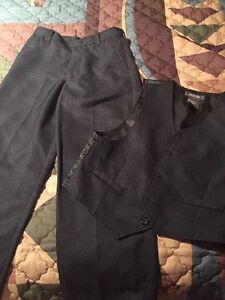 Boy Size 7 Dress Pants/Vest