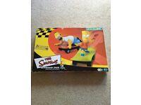 Simpsons Scalextrix