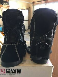 Wakeboard boots size 13 Peterborough Peterborough Area image 2