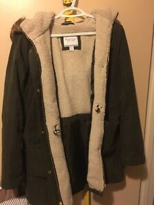 Used coat  and good style outwear for winter