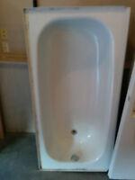 5' Cast iron Tub