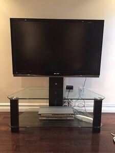 ***DEAL-Sharp Aquos 46 ' flat LCD HD TV et stand