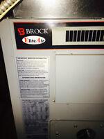 Brock Elite Air MBP-1 Oil Furnace