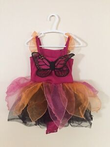 Gymboree butterfly costume