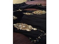 Stylish indian dress