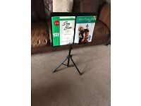Sheet Music Stand + 2 Books (Cello)