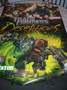 """Posters 7 Transformers 23"""" by 35"""""""
