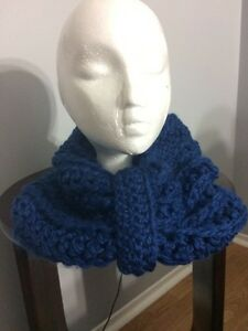 Various crocheted hats, scarves, headbands, cowls Kitchener / Waterloo Kitchener Area image 9