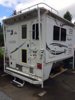 Arctic Fox 811S Camper for short or long box