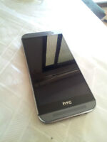 Unlocked HTC ONE M8 32gb Wind/Mobilicity Excellent Condition