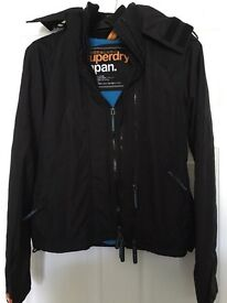 Superdry windcheater jacket (collection only)