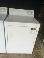 GE Profile  Dryer white 3 YRS heavy duty extra capicity