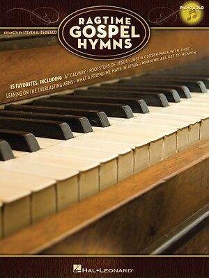 Ragtime Gospel Hymns Sheet Music Intermediate to Advanced Piano Solo S 000311763 on Rummage