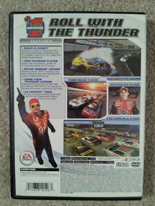 Nascar Thunder 2003 / PS2 / MINT DISC London Ontario image 3
