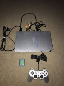 Sony PlayStation 2 Satin Silver Console with accessories Picton Wollondilly Area Preview