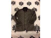 Men's Barbour jacket size m