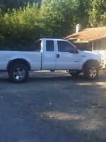 2003 Ford F-350 Bass Pickup Truck