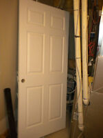 "36"" and 18"" doors for sale"