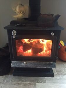 Air Tight Century Wood stove