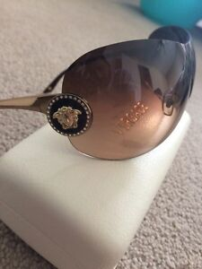 Versace ladies sun glasses Edmonton Edmonton Area image 1