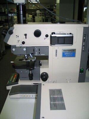 Olympus Vanox Ahbt3 Fluorescent Microscope