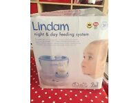 Lindam day and night feeding system