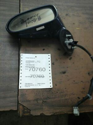 Passenger Side View Mirror Power Heated And Memory Fits 96-04 RL 75053