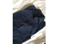 Men's Navy Blue Shirt, H&M Size S