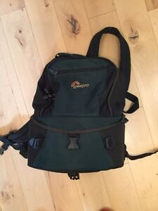 Good condition Lowepro backpack camera bag