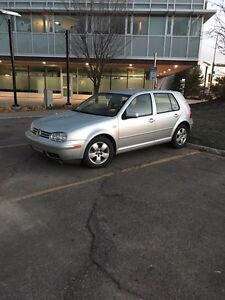 2006 VW Golf TDI only 86,000km