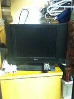 """LG 15"""" flatscreen tv"""