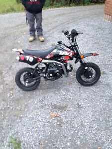 110cc Tao Dirt bike
