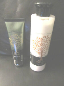 NEW OLIVIA Hand Cream 75ml & Body Lotion 300ml bottles North Shore Greater Vancouver Area image 1