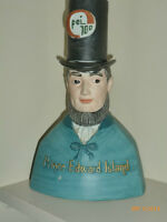 100 Yr. Father of Confederation P.E.I. Whisky bottle (decanter)