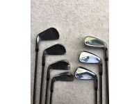 Nike vapor fly irons 5-SW