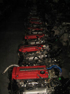 ACURA INTEGRA DC2 B18C TYPE R SPEC ENGINE 5SPD TRANS B18C