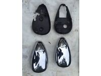 Yamaha virago 535 front covers and backs