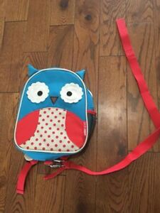 Child Saftey Harness - Skip Hop Owl Backback